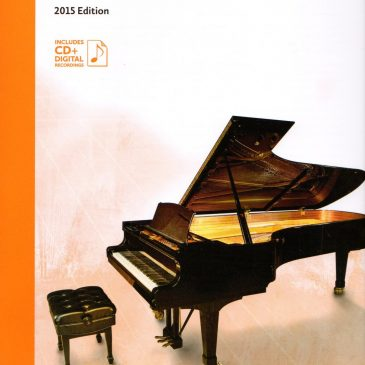 Grade 1 Etudes: 2015 Celebration Series