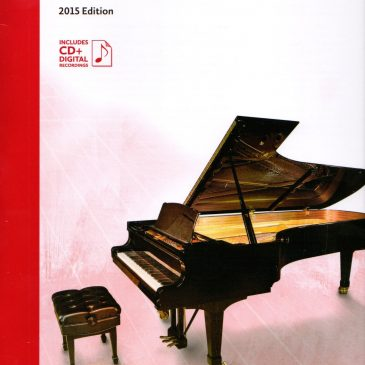 Grade 2 Etudes: 2015 Celebration Series