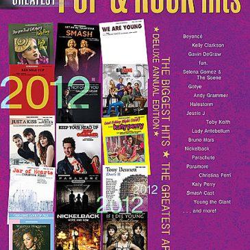 2012 Greatest Pop & Rock Hits