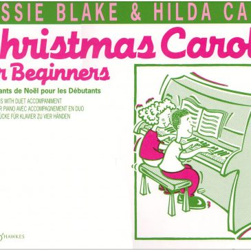 Christmas Carols for Beginners
