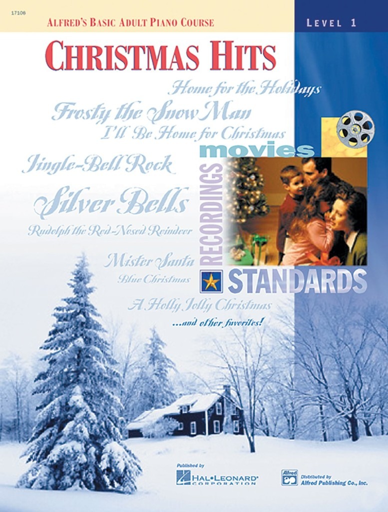 Alfred\'s Christmas Hits Level 1 – TC Piano Studios